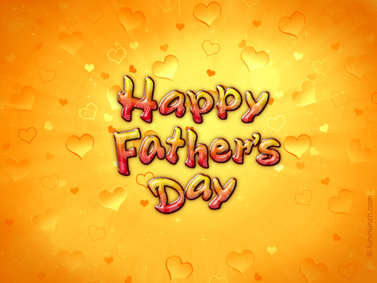 Happy Fathers' Day 2013